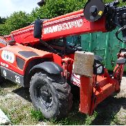 Manitou MT1440 Telescopic Forklift