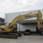 Caterpillar 325DLN Tracked Excavator