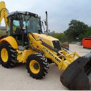 New Holland B110-4PS Backhoe