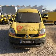 5 renault kangoo according to registration number 8241DSW, 8258DSW, 8283DSW, 8292DSW and 8306DSW