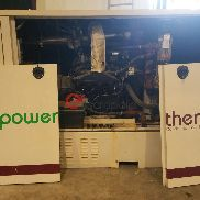 Power & Term generator 70kwas with 8 cylinder engine (Lot 5)