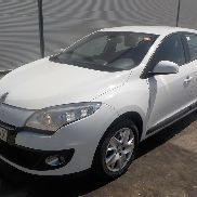 2013 Renault Megane 1.5 Dci Business Eco2 c/w AC, Radio/CD - 1931 HNX - VF1BZ1G0248597915