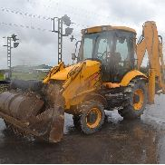2007 JCB 3CX Powershift Backhoe Loader, Piped c/w Extendahoe, 4in1 Bucket, 3 Buckets (Declaration of Conformity and Manuals Available) - JCB3CX4TK70983201