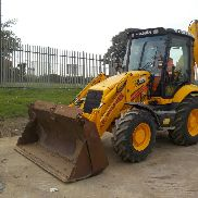 2004 JCB 3CX P21 Turbo Powershift Contractor Backhoe Loader, SRS, Piped - GN04 SVY - SLP3CXTS4E0945343