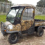 2012 Kubota RTV900EU 4WD Diesel Utility Vehicle (Reg. Docs. Available) - S**************1