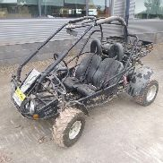 Hammer Head 250 Petrol 2 Seater Buggy - 8032-101