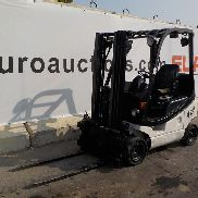 Linde H16D Forklift c/w 2 Stage Mast & Forks (Copy of Spanish Reg. Docs. Available / Copia de Doc. Española Disponible) - 3*******************C