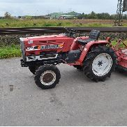 Stiger P15F 4WD Compact Tractor c/w Cultivator (NO CE MARK - NOT FOR USE OR TRADE WITHIN EU) - 22529