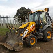 2011 JCB 3CX P21 Sitemaster Turbo Powershift Backhoe Loader, SRS, QH, Piped c/w Extending Backhoe (Reg. Docs. Available, Declaration of Conformity Available) - SF61 CFJ - JCB3CX4TP02012899