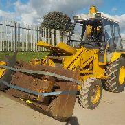 JCB 3CX Sitemaster Backhoe Loader c/w Spare Wheel - 312085