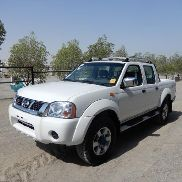 Unused Nissan HARD BODY NP300 2.4 Petrol 4WD Double Cab Pick Up, 4 Cylinder Petrol Engine, A/C, Power Windows, Power Steering, Manual Transmission, 255x70x16 Tyres (GCC DUTIES NOT PAID) - ADNCDUD22Z0052375