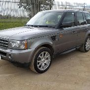 2008 Range Rover Sport HSE Auto, Full Leather, Heated Electric Seats, Sat Nav, Parking Sensors, Bluetooth, Cruise Control, Climate Control, Spare Key (Reg. Docs. Available) (NO VAT) - PL57 OZX - SALLSAA138A139962
