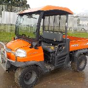 2005 Kubota RTV900EU 4WD Diesel Utility Vehicle (Reg. Docs. Available) - P**************2
