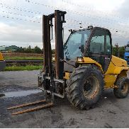 2006 Manitou M26-2 Rough Terrain Forklift c/w Forks - 220973