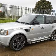 2006 Range Rover Sport HSE Auto, Cruise Control, Full Leather, Heated Electric Seats, Heated Rear Seats, Bluetooth, Sat Nav, Climate Control, Front & Rear Parking Sensors (Reg. Docs. Available, Tested 07/18) (PLUS VAT) - FFZ 5834 - SALLSAA136A962376