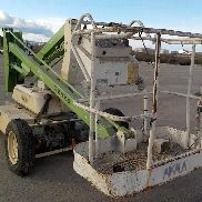 2005 JLG 30HA Wheeled Boom Lift Access Platform - 0300015957