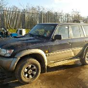 2001 Nissan Patrol 3.0DI Turbo 4WD Jeep, Auto, Full Leather, Heated Electric Seats, A/C - OW51 KPF - JN1TESY61U0008405