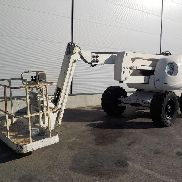 2004 Haulotte HA16PXNT Wheeled Boom Lift Access Platform (Copy of Declaration of Conf. Available / Copia de CE disponible) - AD108234