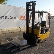 LIFTER TRONIC Electric Forklift c/w 2 Stage Mast, Forks & Charger (Copy of Declaration of Conf. Available / Copia de CE disponible) - 2*******N