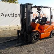 2007 Mast Explorer FD25T Diesel Forklift c/w 3 Stage Mast & Forks (Declaration of Conf. Available / CE disponible) - 5****0