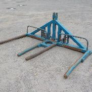 Hydraulic Double Bale Lifter - 3862-1