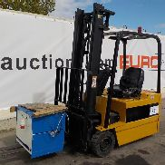 CAT EP18 Electric Forklift c/w 2 Stage Mast - 5******7