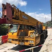 Kato NK250-V 25 Ton 8x4 All Terrain Crane c/w 25 Ton & 3.4 Ton Hook Blocks, A/C - 2810133