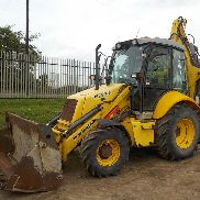 2006 New Holland LB110B Turbo Backhoe Loader, QH, Piped - H******************3