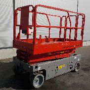 2007 Genie GS2046 Wheeled Scissor Lift Access Platform (436 Hours) - GS4607-85891