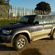 1999 Nissan Patrol TD-6 4WD 6 Seater, Full Leather, Heated Electric Seats, A/C (Reg. Docs. Available) (NO VAT) - FMN 103 J - JN1TDSY61V0304640