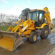 2006 JCB 3CX P21 Turbo Sitemaster Backhoe Loader, SRS - JCB3CX4TE60973552