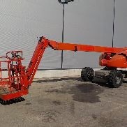 2002 Haulotte H16TPX Wheeled Boom Lift Access Platform (Copy of Declaration of Conf. Available / Copia de CE disponible) - TD101127