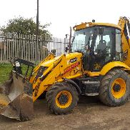 2007 JCB 3CX P21 Turbo Powershift Sitemaster Backhoe Loader, SRS, QH, Piped c/w Joystick Controls - SV07 FVG - JCB3CXPCJ71327488