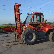 2006 Manitou M26-4 Rough Terrian Forklift c/w Side Shift - 226860