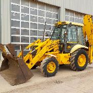 JCB 3CX Turbo Sitemaster Backhoe Loader - 413283