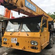 Kato NK500E-III 50 Ton 8x4 All Terrain Crane c/w 2 Ton Hook Block, Ball Hook, 15m Fly Jib, A/C - 8125256