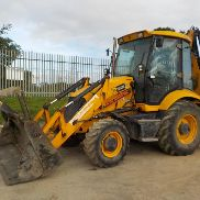 2008 JCB 3CX P21 Turbo Powershift Sitemaster Backhoe Loader, SRS, Piped (Reg. Docs. Available) - VX08 BCE - JCB3CX4TA81338095