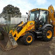 2010 JCB 3CX P21 Sitemaster Backhoe Loader, SRS, QH, Piped (Reg. Docs. Available) - MX10 KBE - JCB3CX4TH01706573