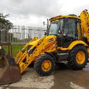 2006 JCB 3CX P21 Turbo Powershift Sitemaster Backhoe Loader, SRS, QH (Reg. Docs. Available) - KX56 DZR - JCB3CX4TH60974201