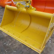 "Unused SEC 80"" Ditching Bucket to suit Komatsu PC200, PC210, CAT320C/D, Hitachi ZX200, Kobelco SK200, Volvo EC210, Samsung SE210 - 10601"