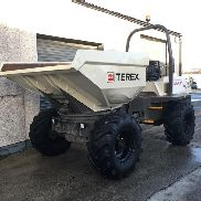 2004 Terex PS6002 6 Ton Swivel Skip Dumper c/w Roll Bar - SLBDDN00E406EN225