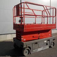 2006 Haulotte COMPAC12 Wheeled Scisor Lift Access Platform (Copy of Declaration of Conf. Available / Copia de CE disponible) - CE119478