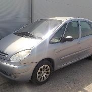 Citroen Xsara Picasso Petrol c/w Radio/CD, A/C (Spanish Reg. Docs. Available/ Doc. Española Disponible) - 9154CBN - VF7CH6FZB39353749