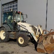 2007 Terex 820 Backhoe Loader c/w Bucket - 70AFM1968