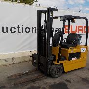 CAT F35 Electric Forklift c/w 2 Stage Mast - 5******6