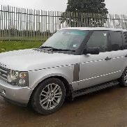 2002 Land Rover Range Rover Auto, Cruise Control, Full Leather, Electric Heated Seats, Climate Control, Parking Sensors (Reg. Docs. Available) (NO VAT) - PY02 OTP - SALLMAMC32A111284