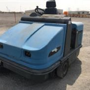 2010 Fimap FS100D Ride on Sweeper c/w 3 Cylinder Perkins Diesel Engine (No Documents) - 110002140