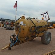 Star 5000 Litres Single Axle Fuel Bowser - 7997-01