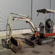 2006 Takeuchi TB016 Rubber Tracks, Blade, Offset, QH, Piped c / w 3 Godets - 11612612