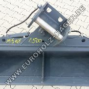 Excavator bucket Hydraulic MS 08 150 1500 mm for minibagger from 5 to 10 pcs